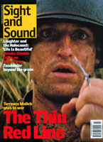 Cover of Sight & Sound February 1999.
