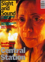 Cover of Sight & Sound March 1999.