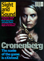 Cover of Sight & Sound April 1999.