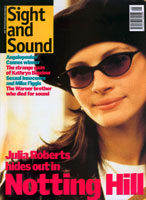 Cover of Sight & Sound May 1999.
