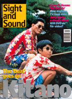 Cover of Sight & Sound June 1999.