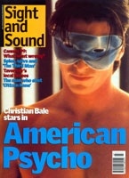 Cover of Sight & Sound July 1999.