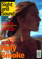 Cover of Sight & Sound October 1999.