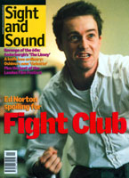 Cover of Sight & Sound November 1999.