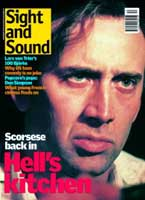 Cover of Sight & Sound December 1999.
