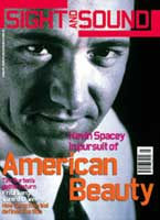 Cover of Sight & Sound January 2000.