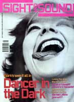 Cover of Sight & Sound September 2000.