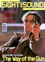 Cover of Sight & Sound November 2000.