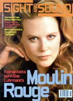 Cover of Sight & Sound June 2001.