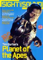 Cover of Sight & Sound September 2001.