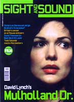 Cover of Sight & Sound December 2001.