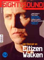 Cover of Sight & Sound May 2002.