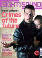 Cover of Sight & Sound August 2002.