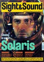 Cover of Sight & Sound February 2003.