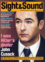 Cover of Sight & Sound June 2003.
