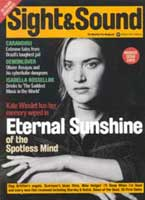 Cover of Sight & Sound May 2004.