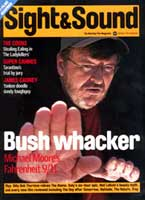 Cover of Sight & Sound July 2004.