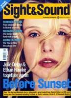 Cover of Sight & Sound August 2004.