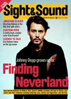 Cover of Sight & Sound November 2004.