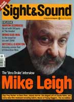 Cover of Sight & Sound January 2005.