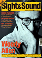 Cover of Sight & Sound April 2005.