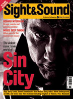 Cover of Sight & Sound June 2005.