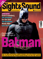 Cover of Sight & Sound July 2005.