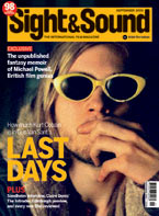 Cover of Sight & Sound September 2005.