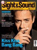Cover of Sight & Sound December 2005.