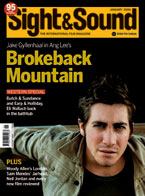 Cover of Sight & Sound January 2006.