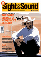 Cover of Sight & Sound April 2006.