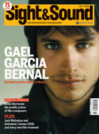 Cover of Sight & Sound July 2006.