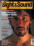 Cover of Sight & Sound August 2006.