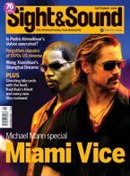 Cover of Sight & Sound September 2006.
