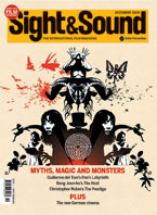 Cover of Sight & Sound December 2006.