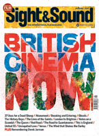 Cover of Sight & Sound January 2007.