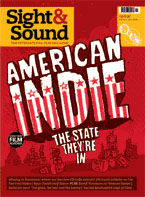 Cover of Sight & Sound April 2007.