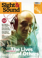 Cover of Sight & Sound May 2007.