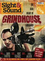 Cover of Sight & Sound June 2007.