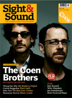 Cover of Sight & Sound July 2007.