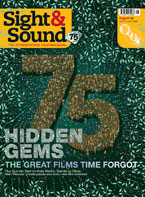 Cover of Sight & Sound August 2007.
