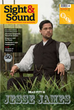 Cover of Sight & Sound December 2007.