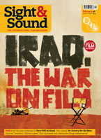 Cover of Sight & Sound February 2008.