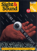 Cover of Sight & Sound June 2008.