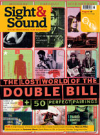 Cover of Sight & Sound August 2008.