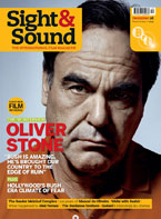 Cover of Sight & Sound December 2008.