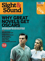 Cover of Sight & Sound February 2009.