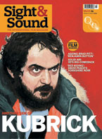 Cover of Sight & Sound March 2009.