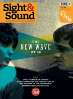 Cover of Sight & Sound May 2009.
