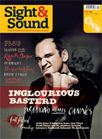 Cover of Sight & Sound July 2009.